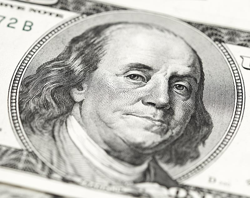 Benjamin Franklin who adorns the one hundred dollar bill serves as an early role model for Financial Independence and Retiring Early.