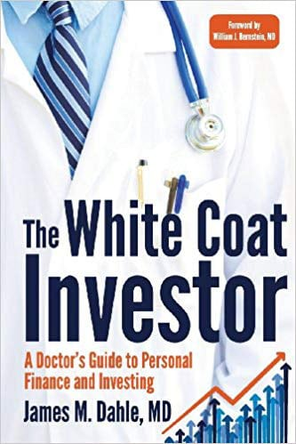 The White Coat Investor is an excellent book about physician personal finance.